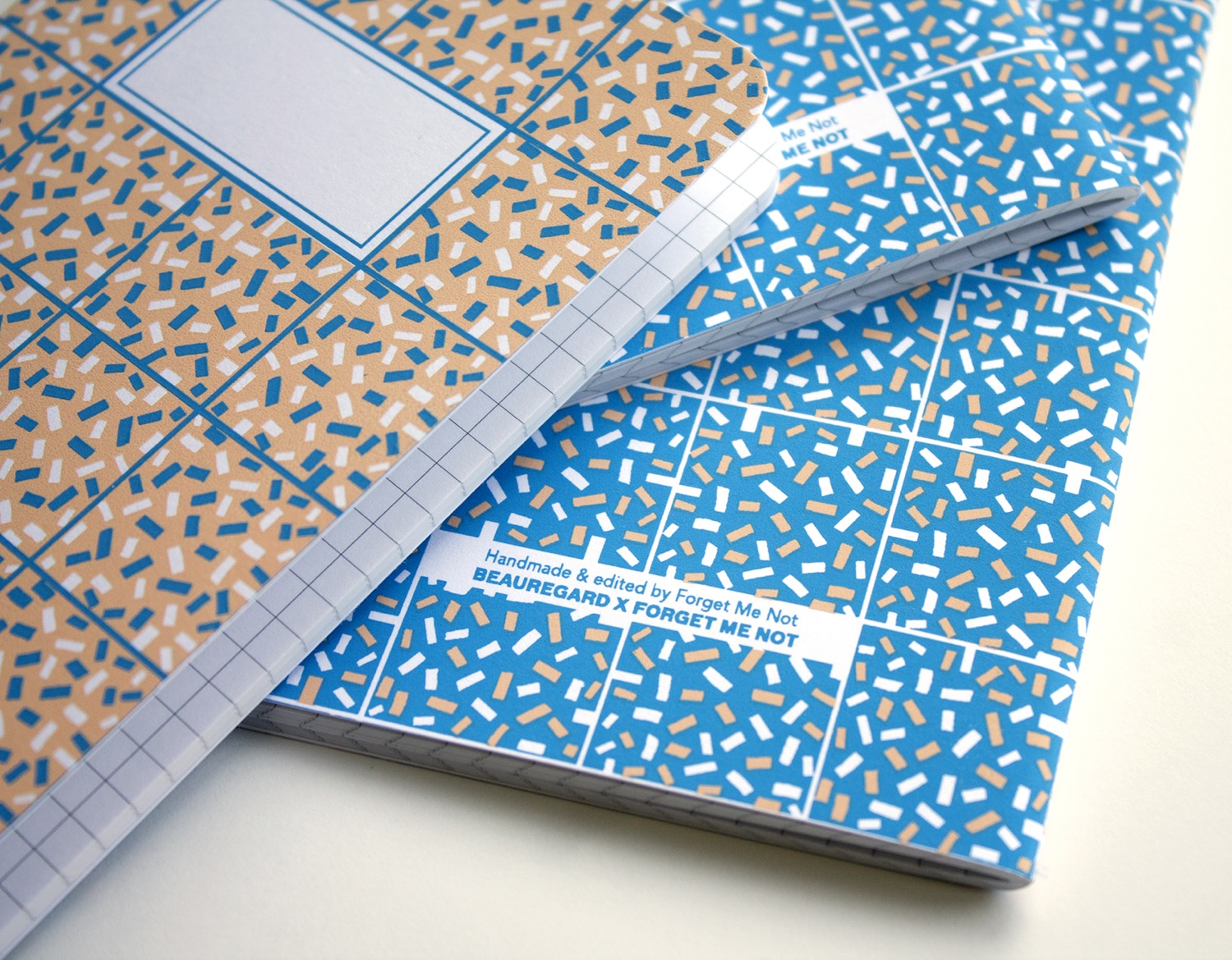 forget me not affinites notebook 8