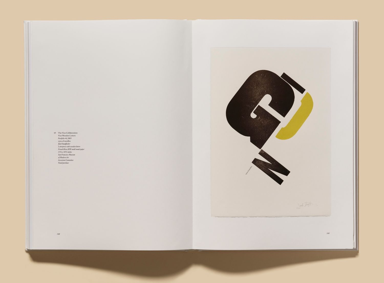 only on saturdays Stauffacher letterform archive 4