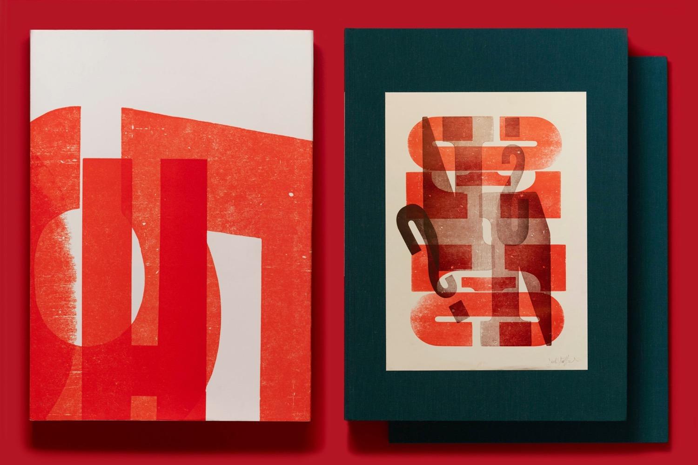 only on saturdays Stauffacher letterform archive 6