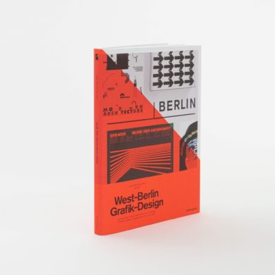 A5 09 West Berlin Grafik Design Cover A