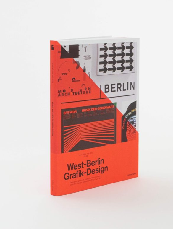 A5 09 West Berlin Grafik Design Cover A