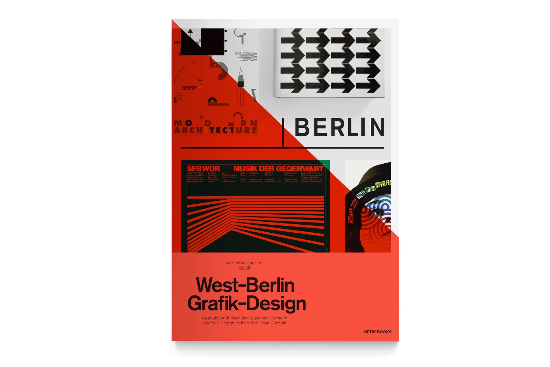 A5 09 West Berlin Grafik Design Cover B