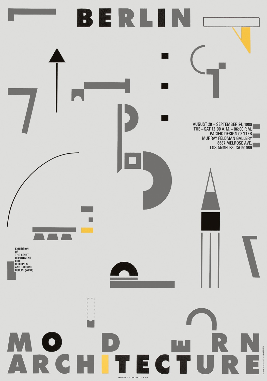 A5 09 West Berlin Grafik Design 8