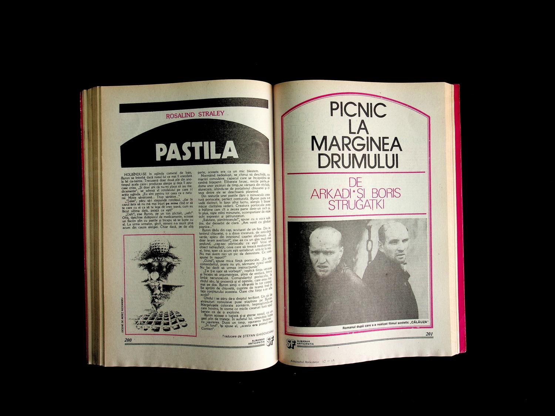 Almanah Anticipatia 1985