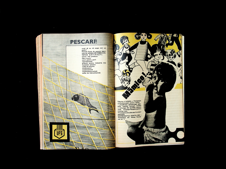 Almanah Femeia 1971