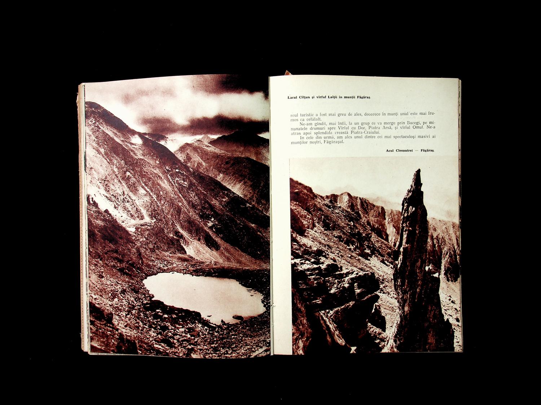 Almanah Turistic 1954