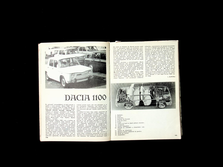 Almanah Turistic 1969
