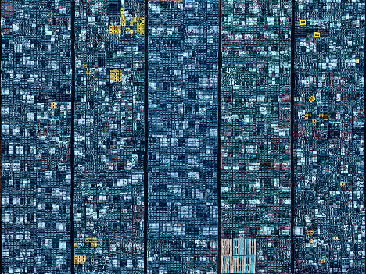 Bernhard Lang crate stacks 4