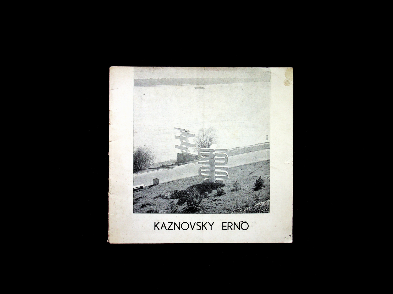 Catalogue Kaznovski Erno 1983