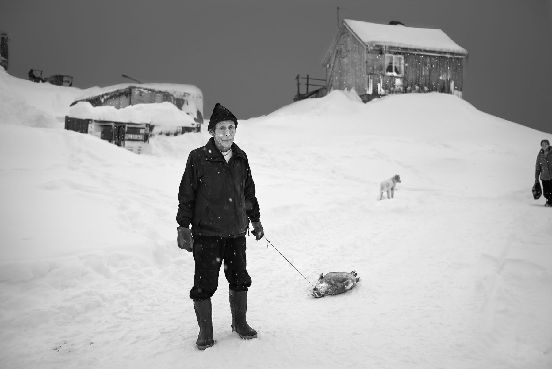 Ragnar Axelsson Faces of the north 0013