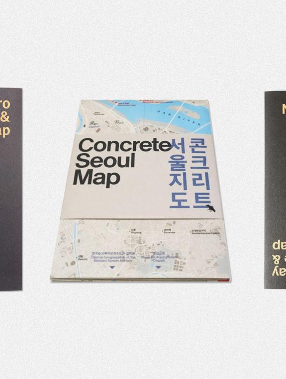 blue crow media maps ny paris seoul