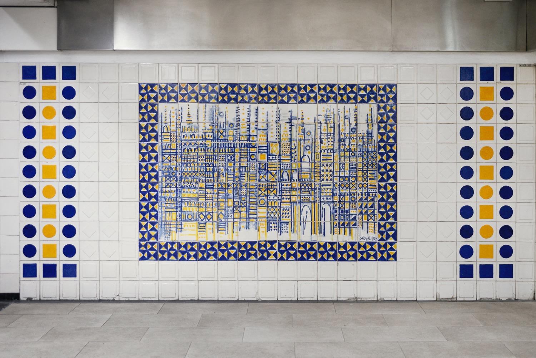 paris metro 6