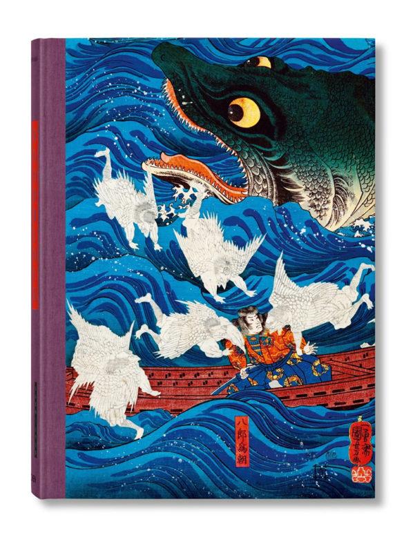 taschen japanese woodblock prints 0