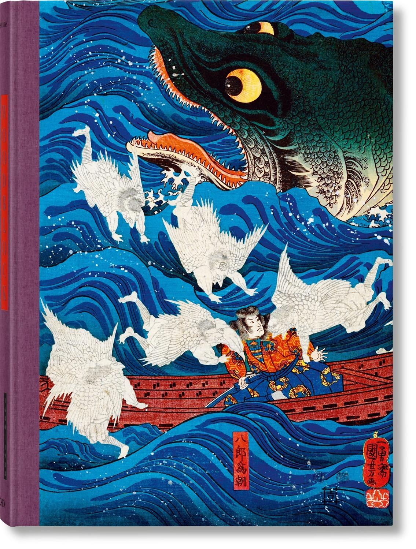 taschen japanese woodblock prints 1