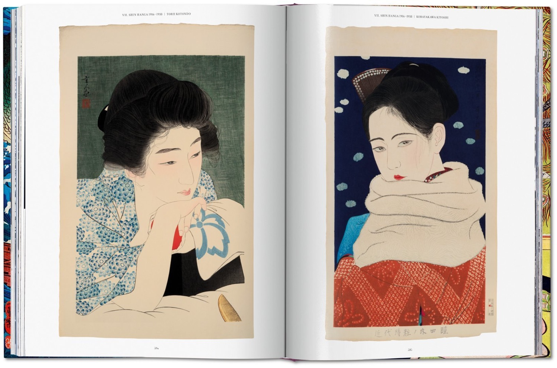 taschen japanese woodblock prints 12