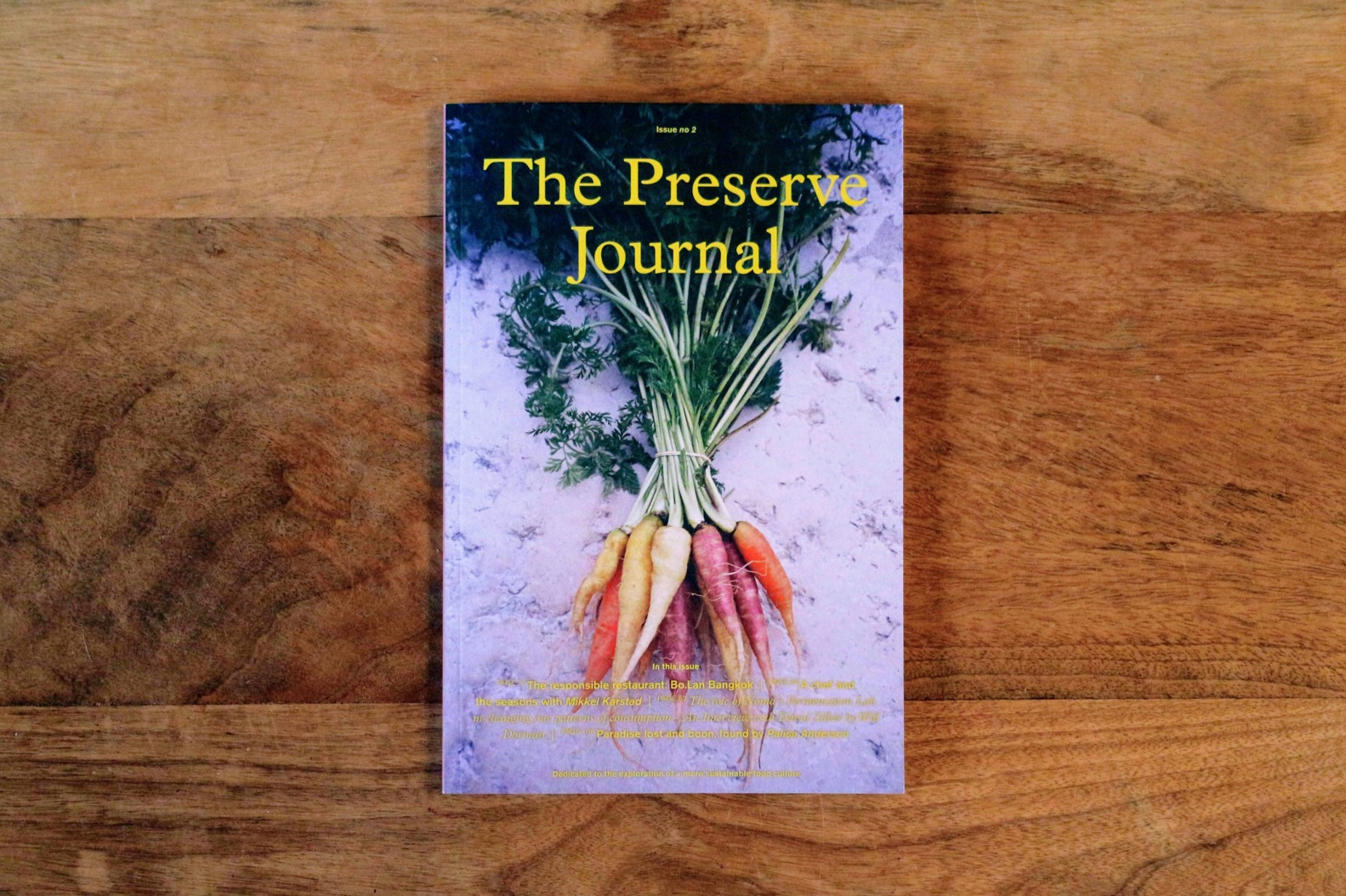 the preserve journal 2 1