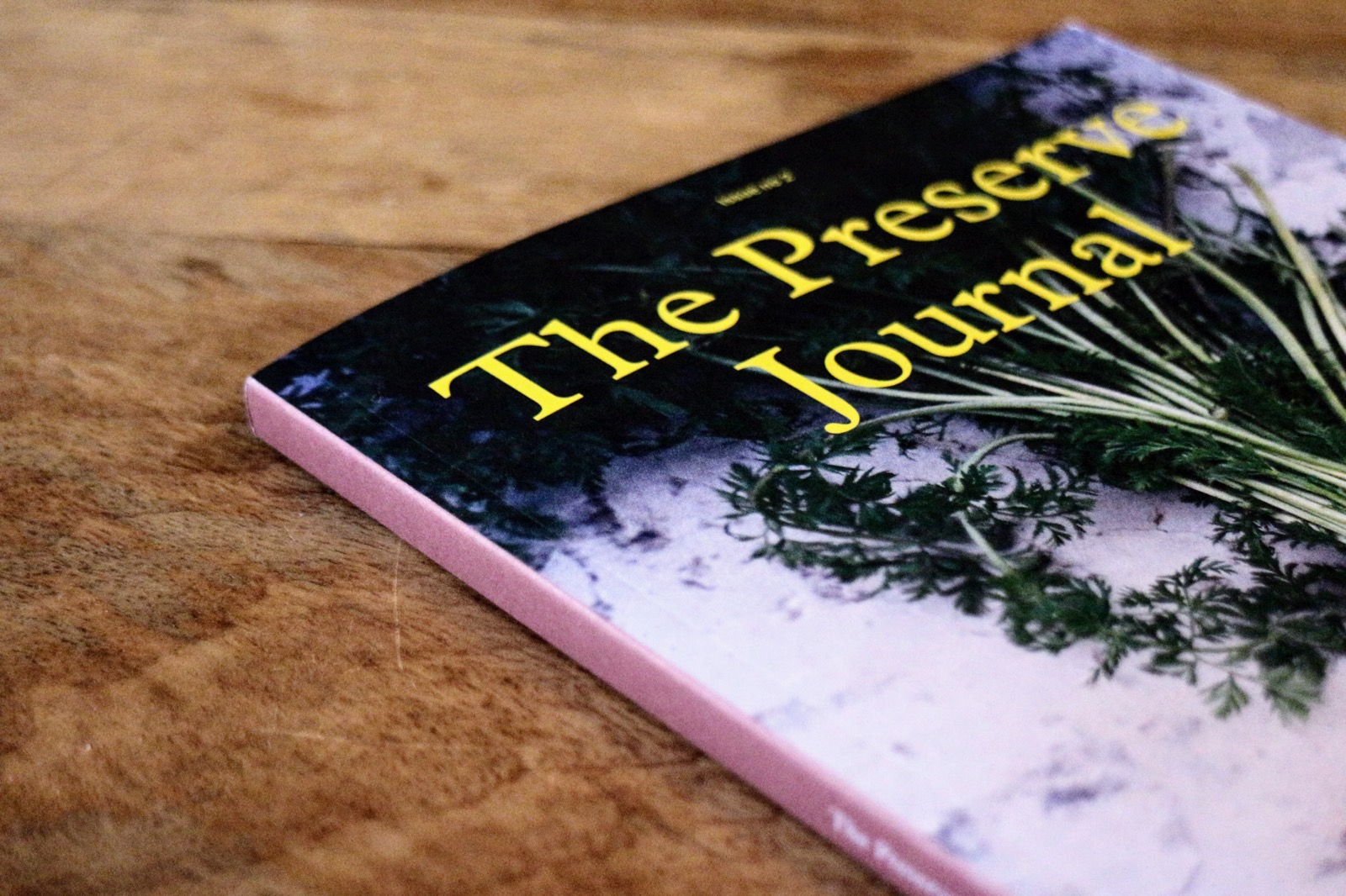 the preserve journal 2 2