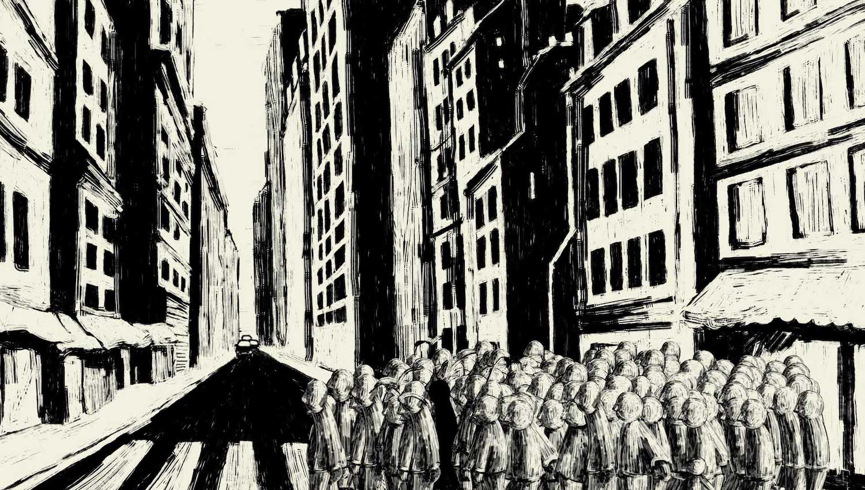 Le Silence de la rue 2