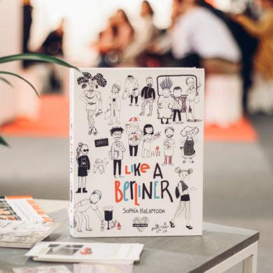 Like A Berliner Buch auf der Buchmesse 2017 9954
