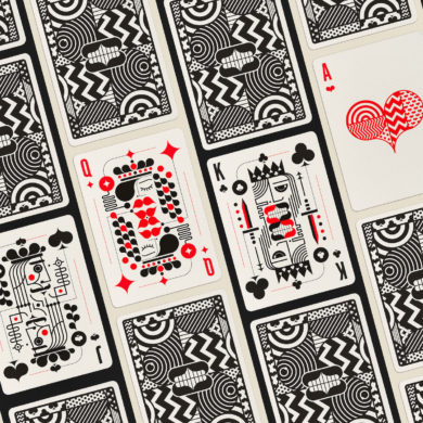Messymod playing cards 1