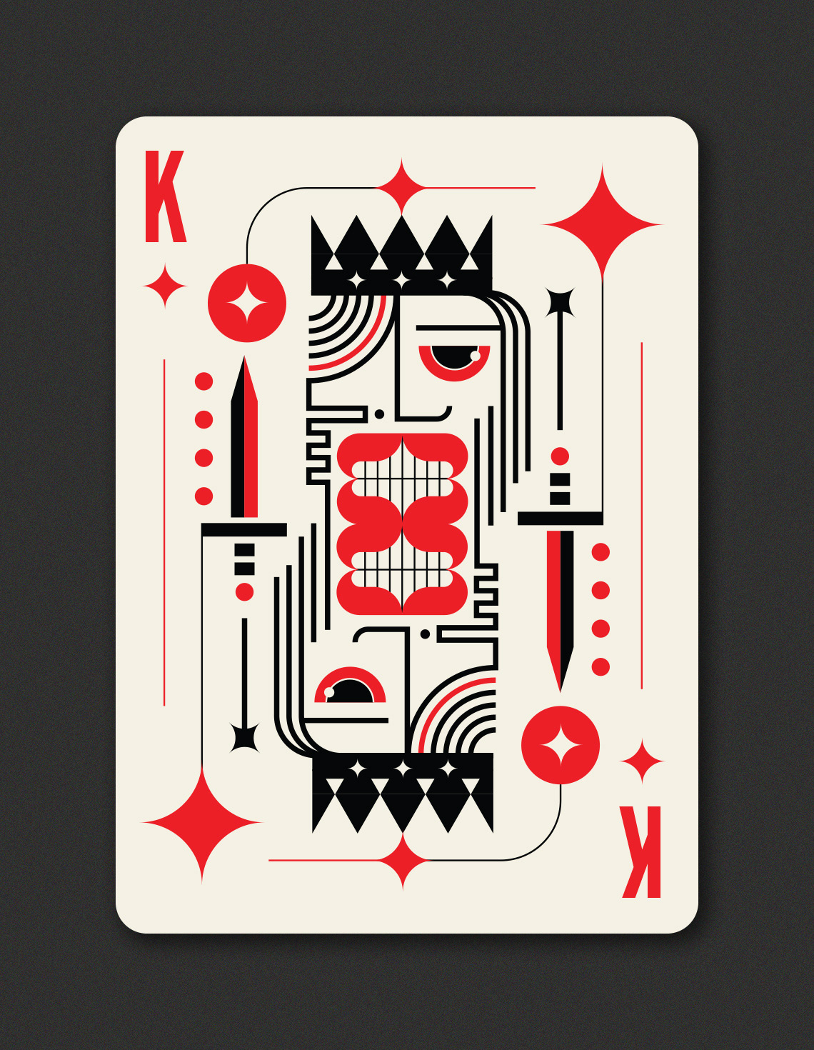 Messymod playing cards 7