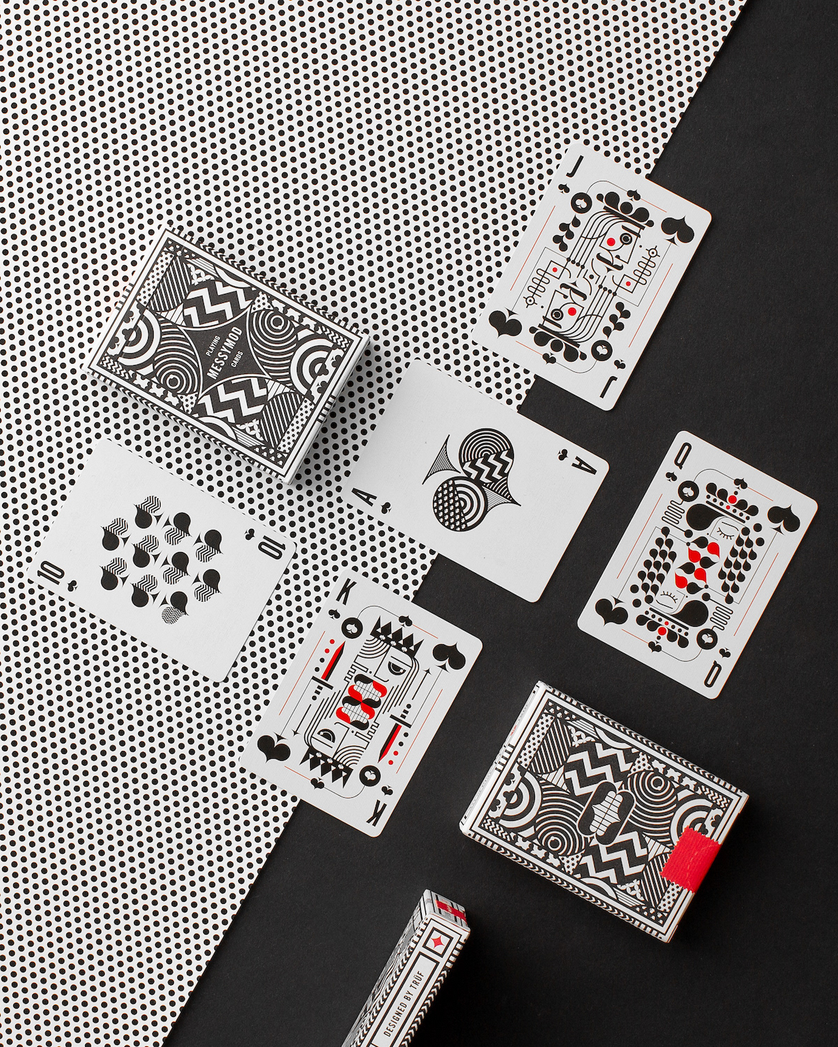 Messymod playing cards 8