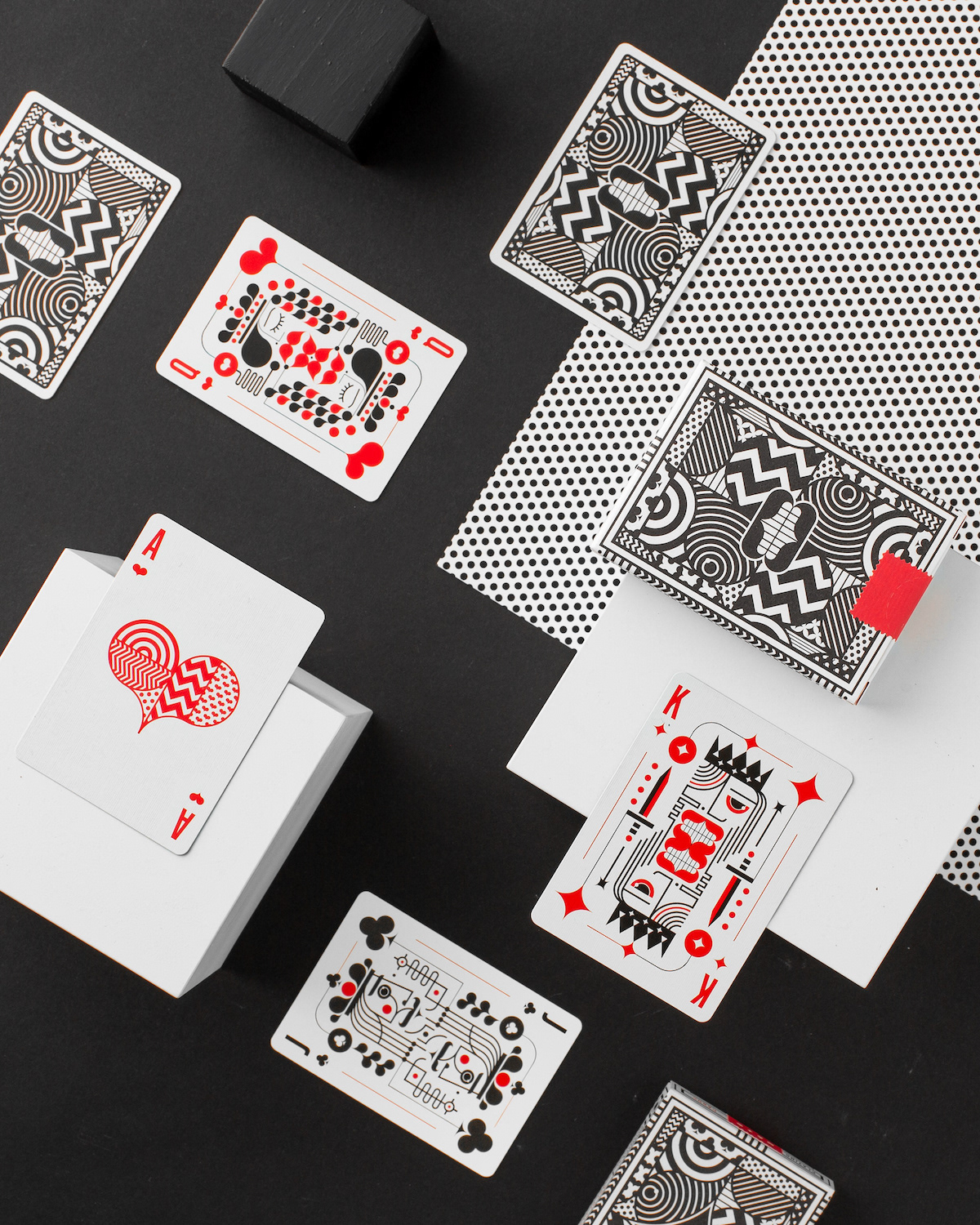 Messymod playing cards 9