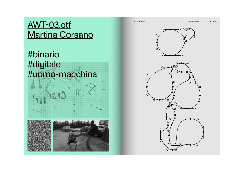 anthropocene working typee estratti specimen 06