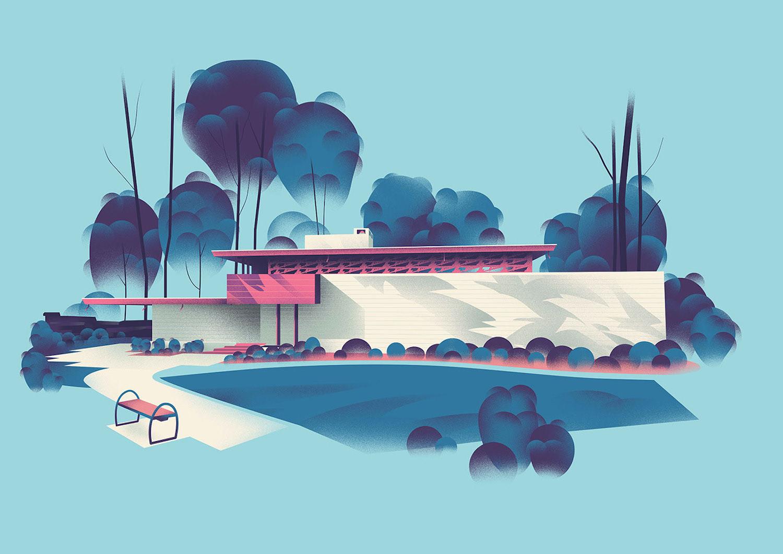the United States of Frank Lloyd Wright 12