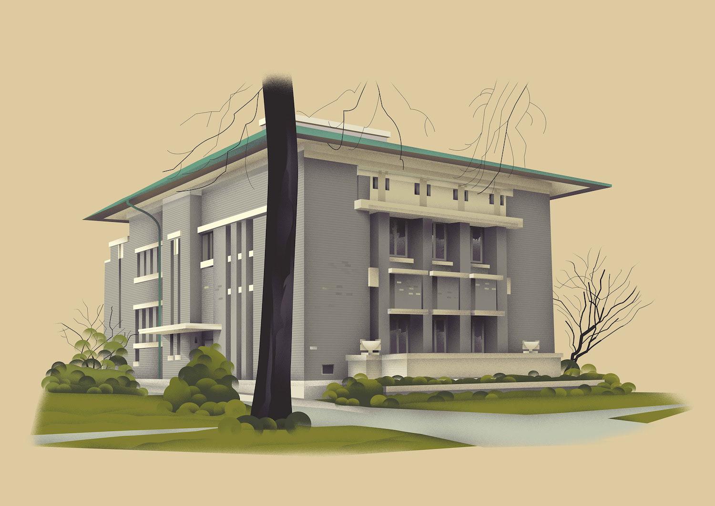 the United States of Frank Lloyd Wright 7