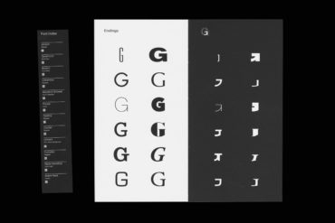 An Atlas about Letterforms Fabio Mario Rizzotti 5