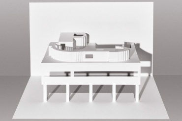 Laurence King Le Corbusier Paper Models cover