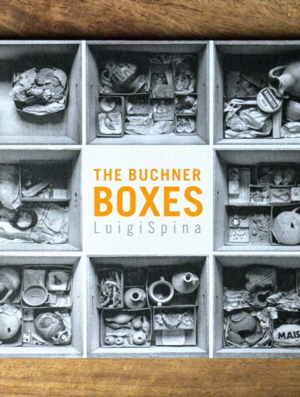 Luigi Spina The Buchner boxes 1