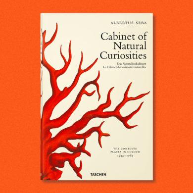 Seba Cabinet of Natural Curiosities taschen 1