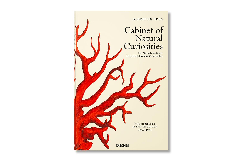 Seba Cabinet of Natural Curiosities taschen 1b