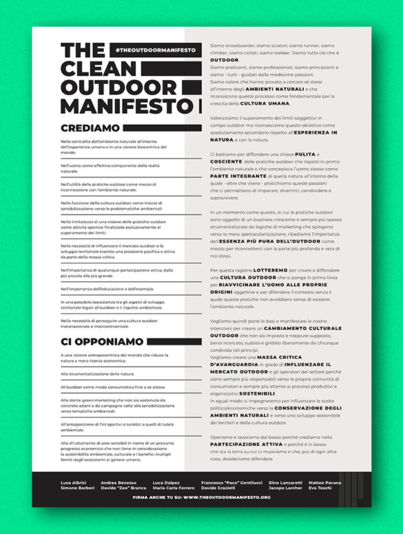 the clean outdoor manifesto cover