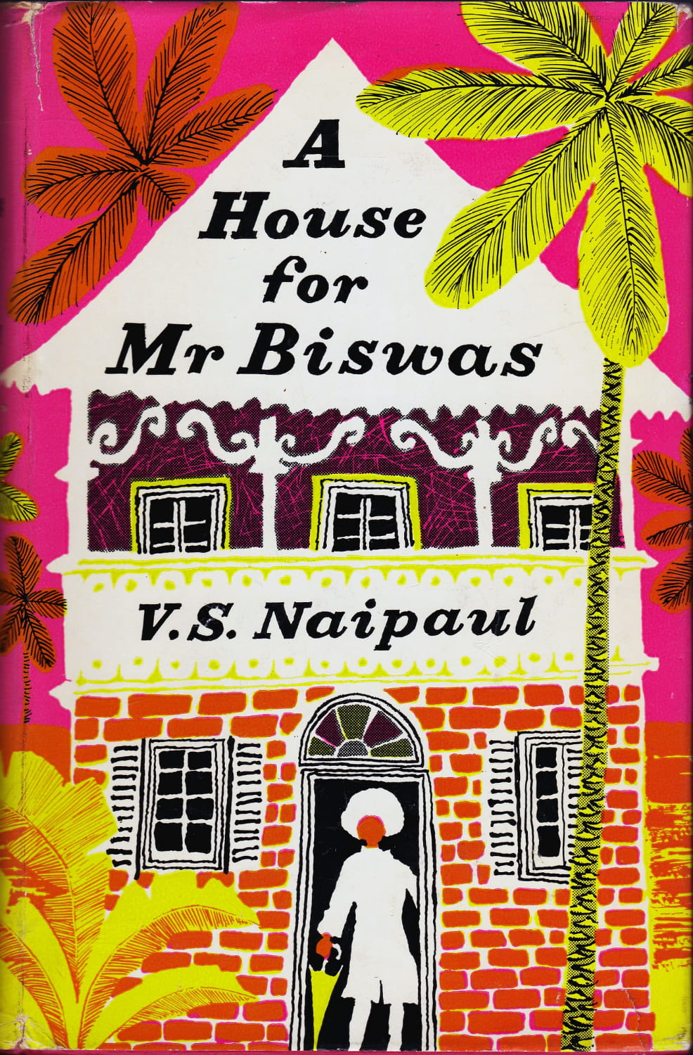 A House for Mr  Biswas 1961