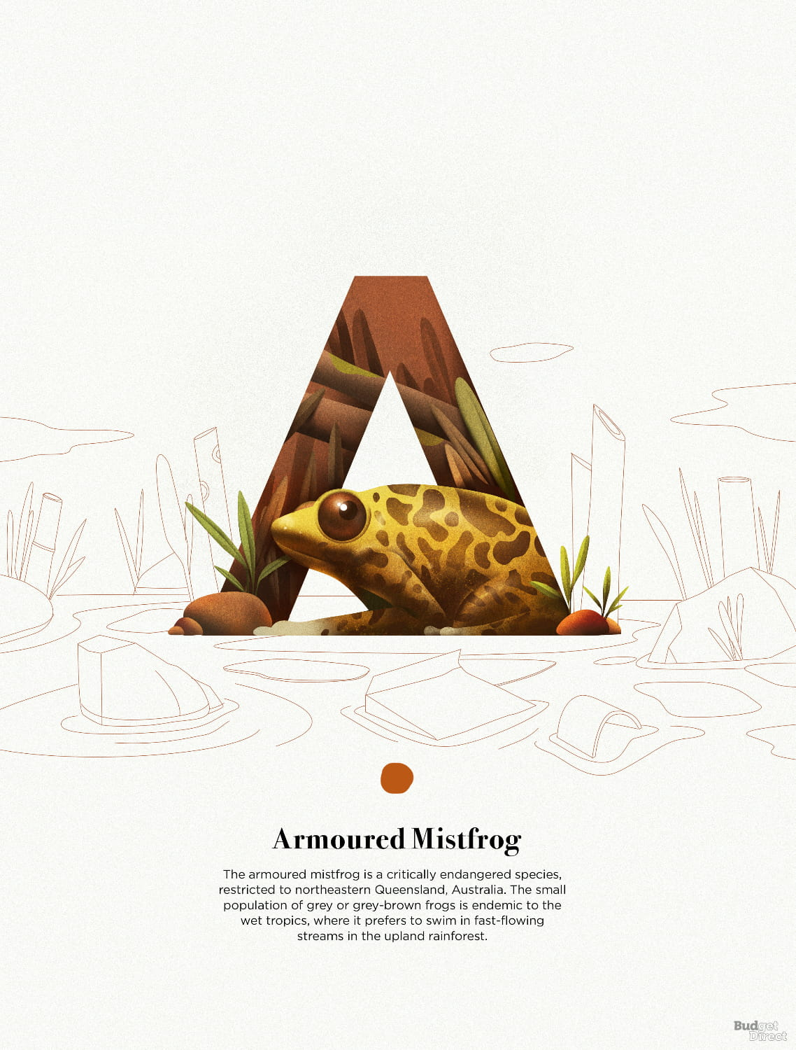 A is for Armoured Misftfrog