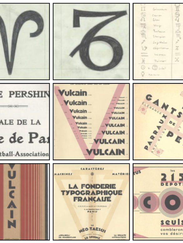 Corpus typographique francais 2