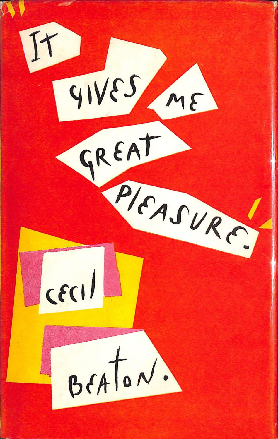 It gives me great pleasure 1955
