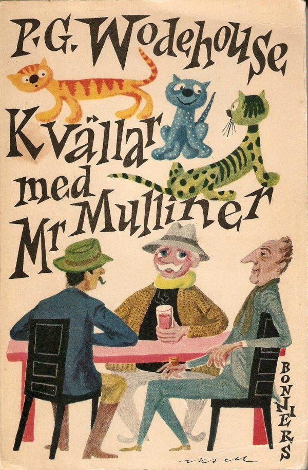 Kvallar med Mr Mulliner 1952