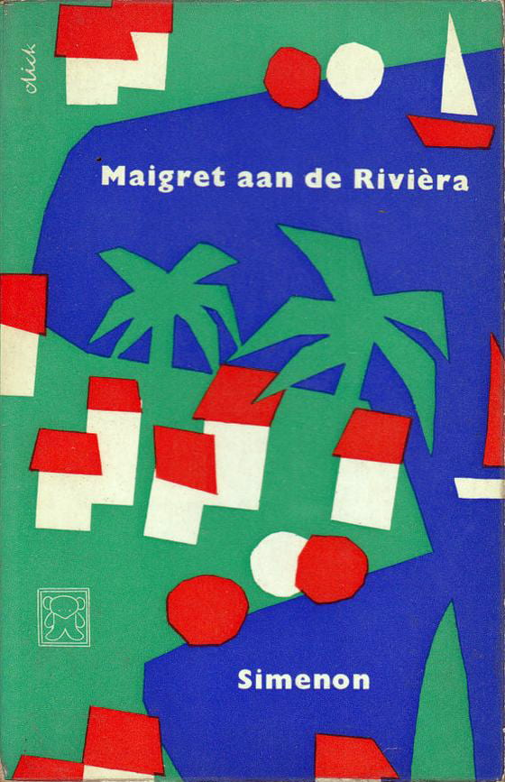Maigret ann de Riviera 1968