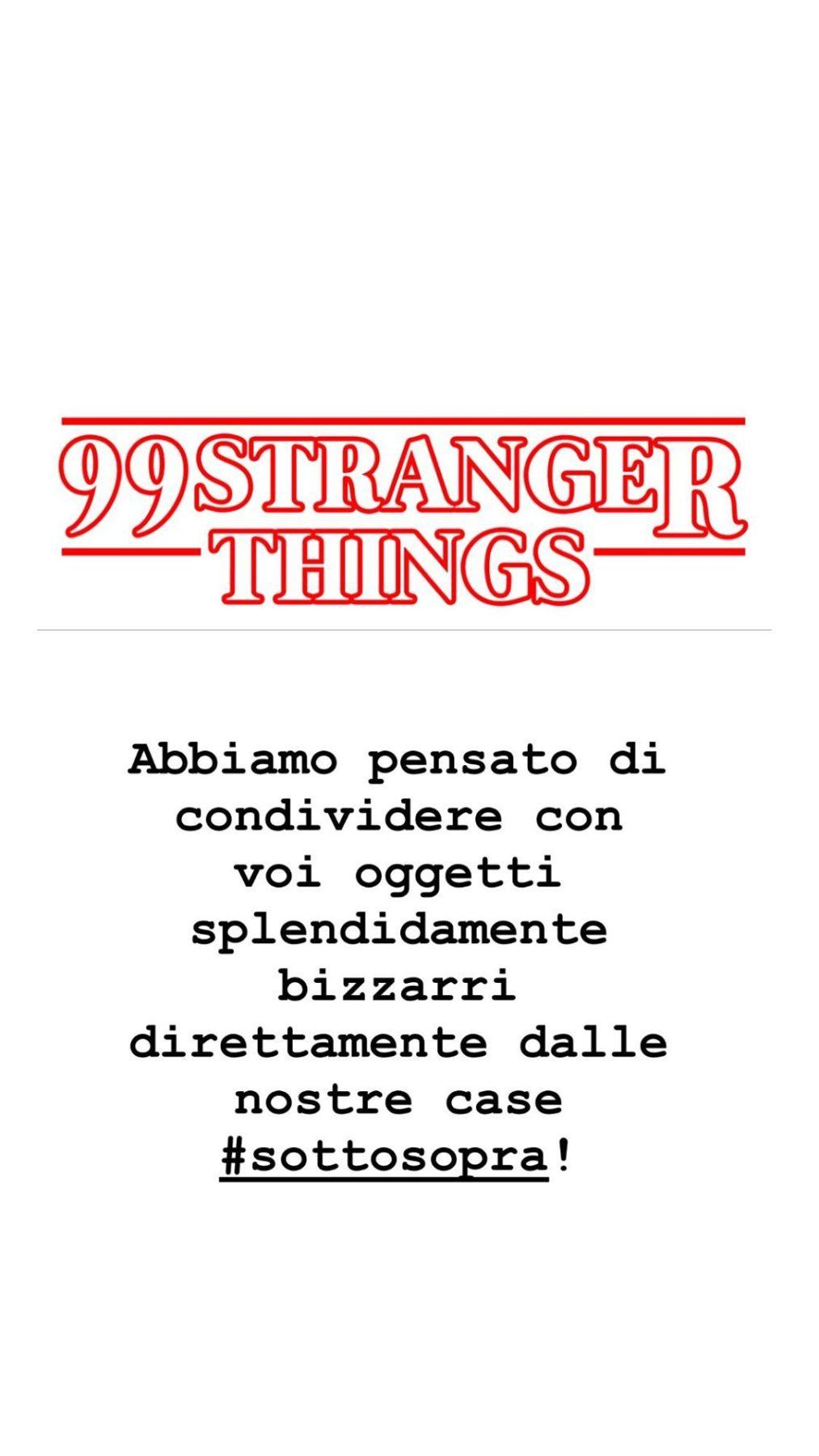 99objects 99strangerthings 1