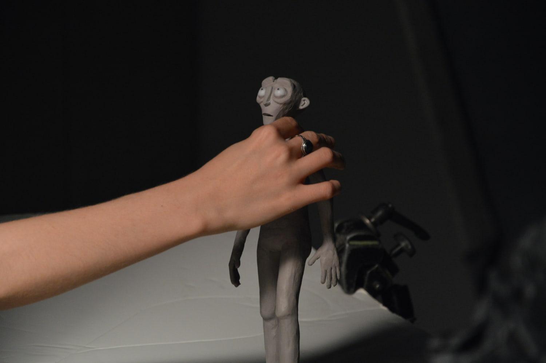 framed behind the scenes animation 1 Linda Kelvink