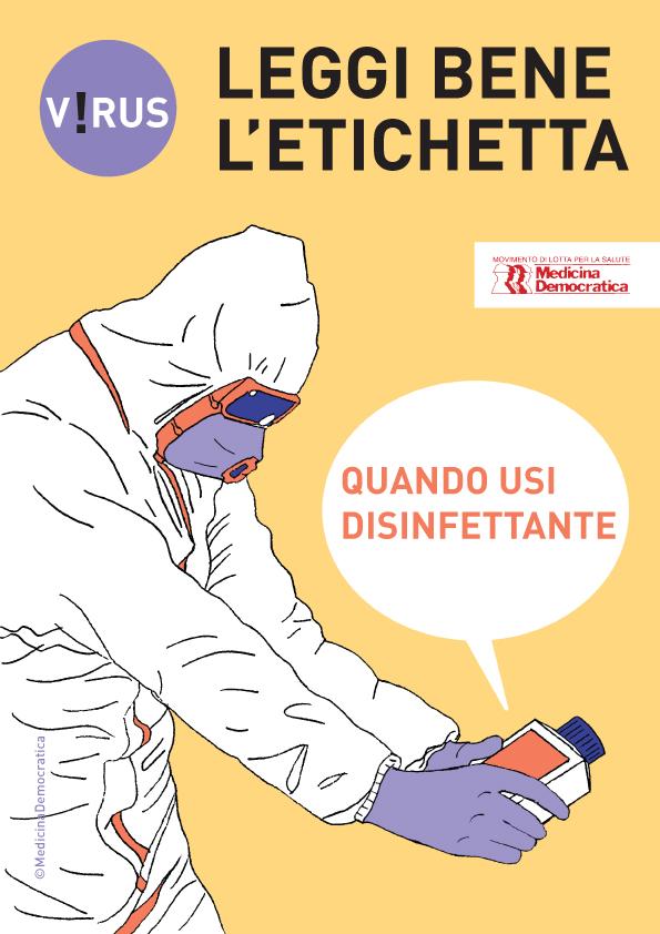 virus disinfettanti