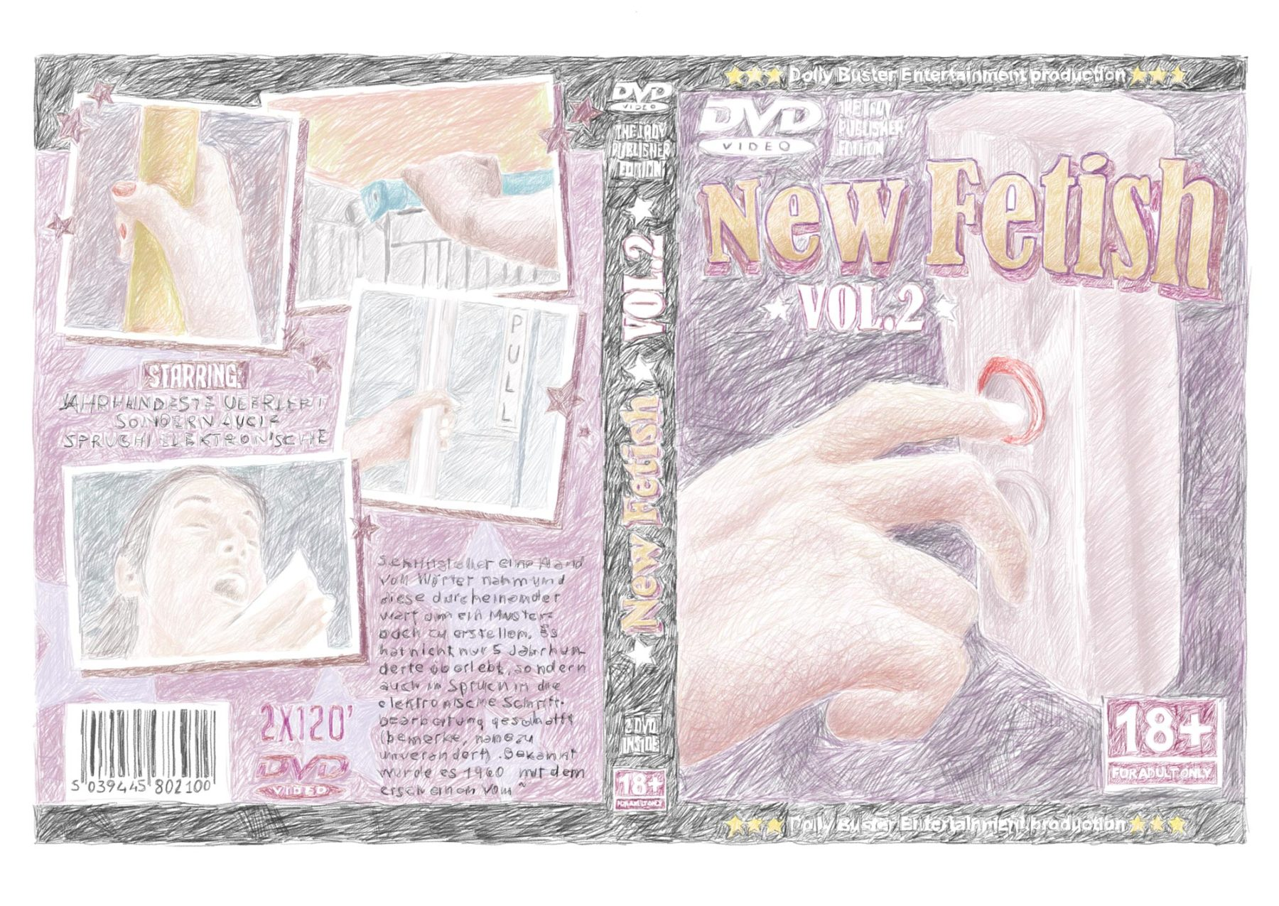 tommaso guerra new fetish dvd