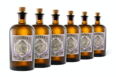 Monkey 47Anniversary Edition visual 6 bottles