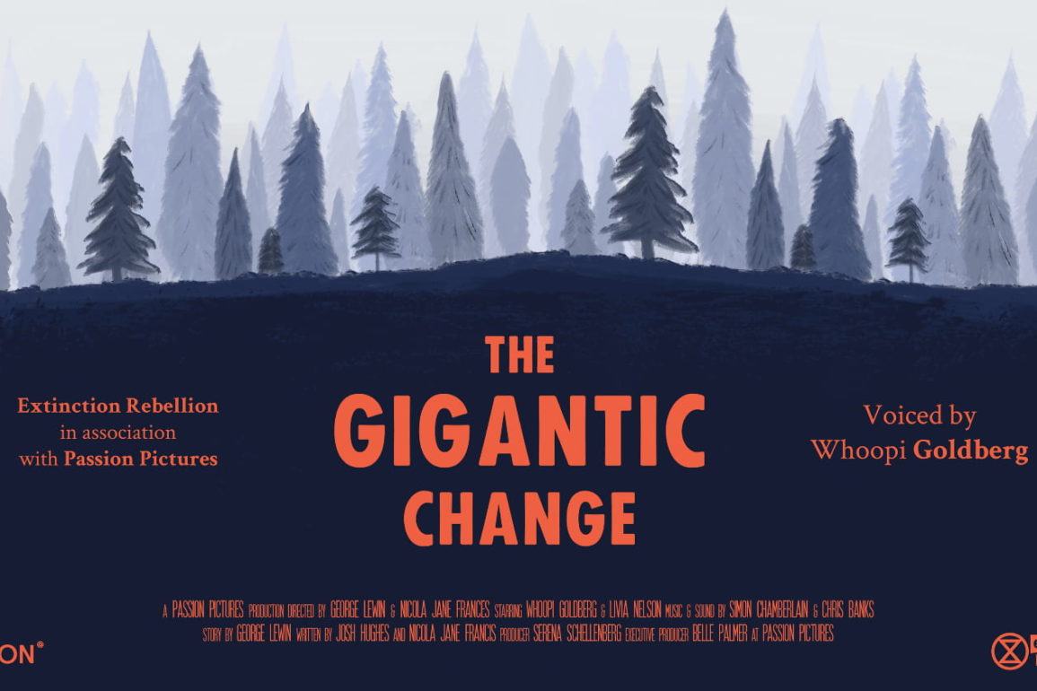 The Gigantic Change – Poster Landscape