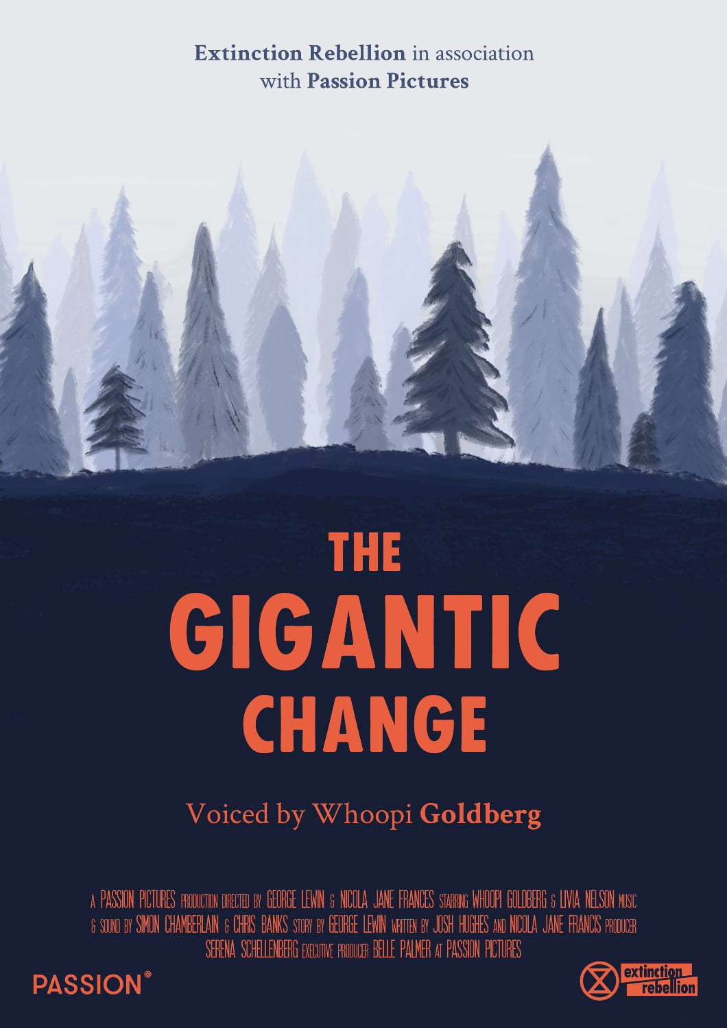 The Gigantic Change – Poster Portrait