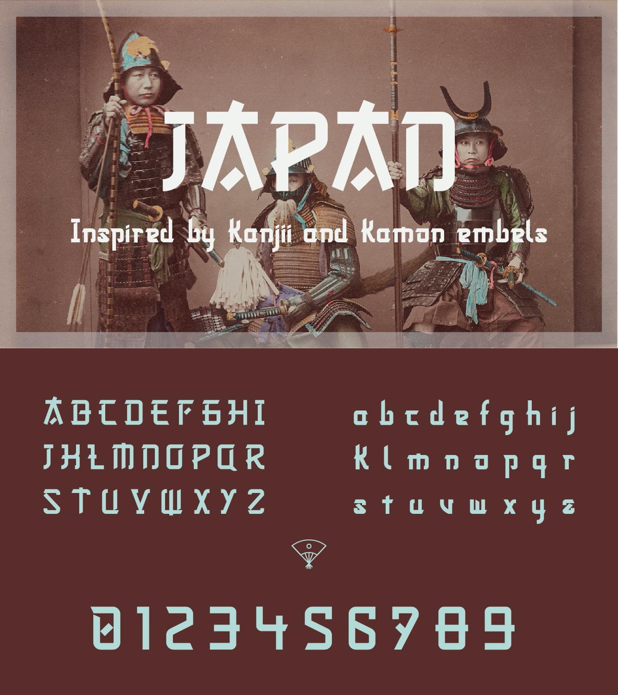 fontikon Japan total font